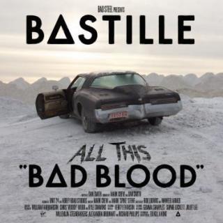 ALL THIS BAD BLOOD/LTD/RSD - BASTILLE [Vinyl album]